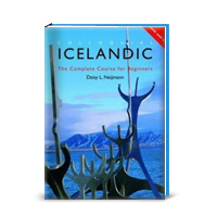 Neijmann, Daisy l. <br/>Colloquial icelandic: <br/>the complete course <br/>for beginners